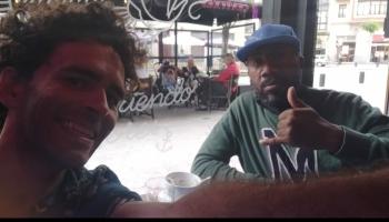 """Entrevista a Sabes Muy Bien en """"Oki Poki"""" (Bilbao, 12/07/21)"""